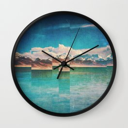 Fractions A22 Wall Clock