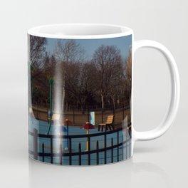 Lonely Water Park Coffee Mug
