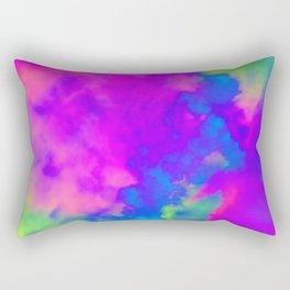 Qpop - Cloud Bubbles Rectangular Pillow