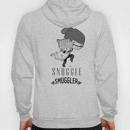Snuggle Smuggler Hoody