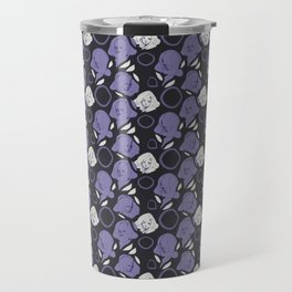 Ladies Purple Travel Mug