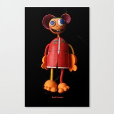 Rudi Favolas Canvas Print