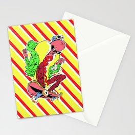 Skatewurst Stationery Cards