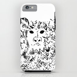 Bear With It iPhone Case