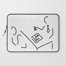 notary public lawyer Laptop Sleeve