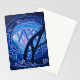 Phosphorecence Stationery Cards