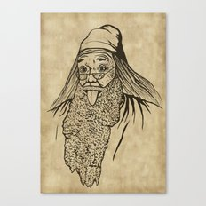 Albert Dumblestein Canvas Print