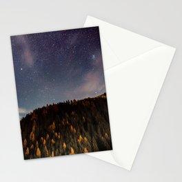 Autumn Night Stationery Cards