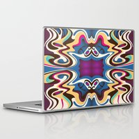 trip Laptop & iPad Skins featuring Trip by a_Cs025