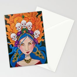 Warrior Goddess Stationery Cards