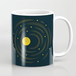 Moon And Stars Dream Coffee Mug