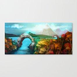 -changing seasons- Canvas Print
