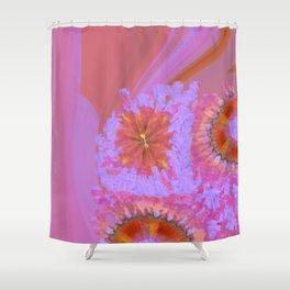 Asymptomatic Relation Flower  ID:16165-082258-08930 Shower Curtain