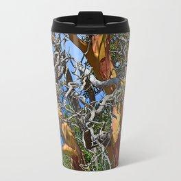 MADRONA TREE DEAD OR ALIVE Travel Mug