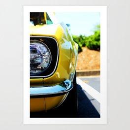 1980 Classic Car Art Print