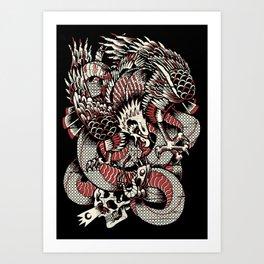 wreckage Art Print