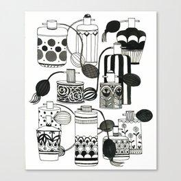 Scents Canvas Print