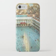 St Marks Square from above iPhone 7 Slim Case