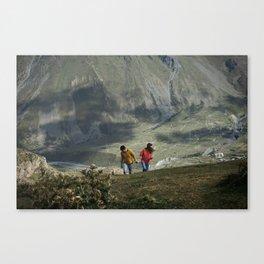 Meet Georgia Canvas Print
