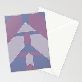Violet Directions #society6 #violet #pattern Stationery Cards