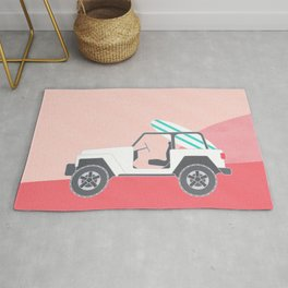 SAFARI BEACH Rug