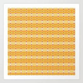 Color of Summer: Orange Art Print