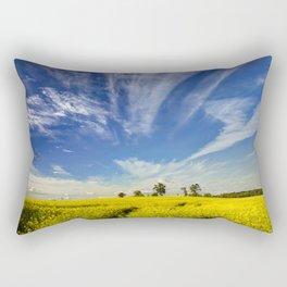 Golden Springfield Rectangular Pillow