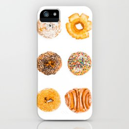 Some Donuts iPhone Case