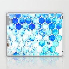 Blue Honey Laptop & iPad Skin