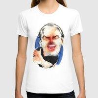 jack nicholson T-shirts featuring Jack Nicholson by drawgood