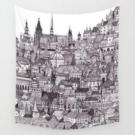 Prague Wall Tapestry