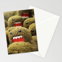 Domo Attacks! Stationery Cards
