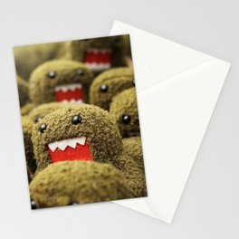 Domo Attacks! Stationery Cards