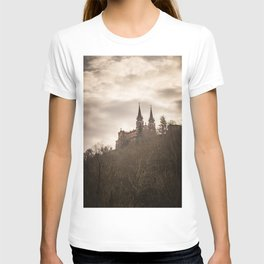 Basilica of Santa Maria la Real of Covadonga T-shirt