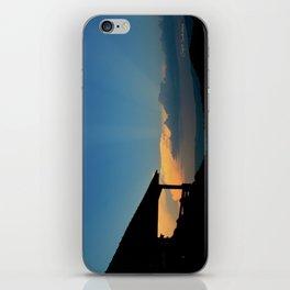 Sweet Silhouette * Little Switzerland  iPhone Skin