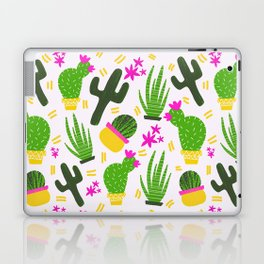 Cactus Pattern of Succulents Laptop & iPad Skin