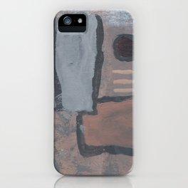 2017 Composition No. 5 iPhone Case