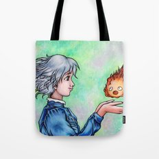 Heart in My Hands Tote Bag