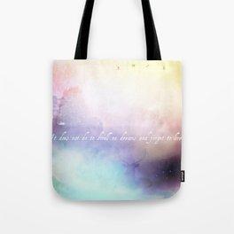 Dwell V1 Tote Bag