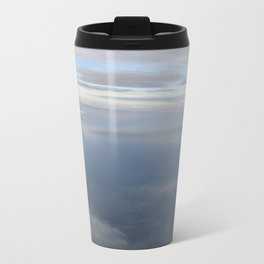 Cloudy Dreams Metal Travel Mug