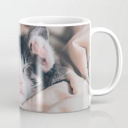 Paws Up For Naptime! Coffee Mug