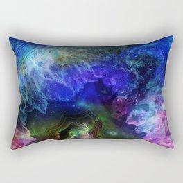 Space crystal Rectangular Pillow
