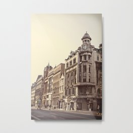 Morning in Dublin Metal Print