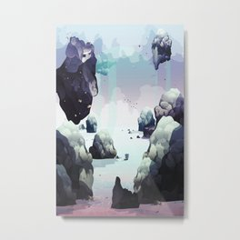 Beyond Metal Print
