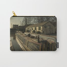 Golden Barges of Stratford Carry-All Pouch