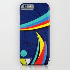 Sails - Paint Slim Case iPhone 6s