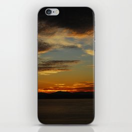 Sunset at Sunset Hill iPhone Skin