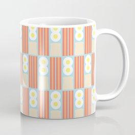 Breakfast Shapes Coffee Mug