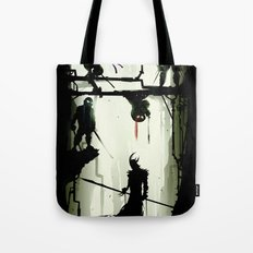 The Last Stand Tote Bag