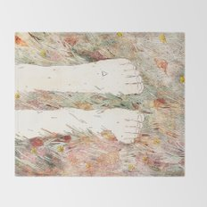 Perfume #3 Throw Blanket